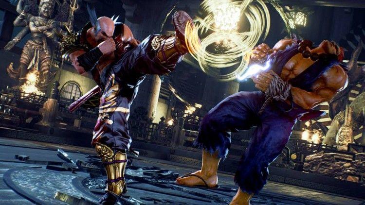 Heihachi And Akuma Look Badass In The Ps4 Gameplay Showcase Tekken 7 Xbox Live Ps4 Gameplay