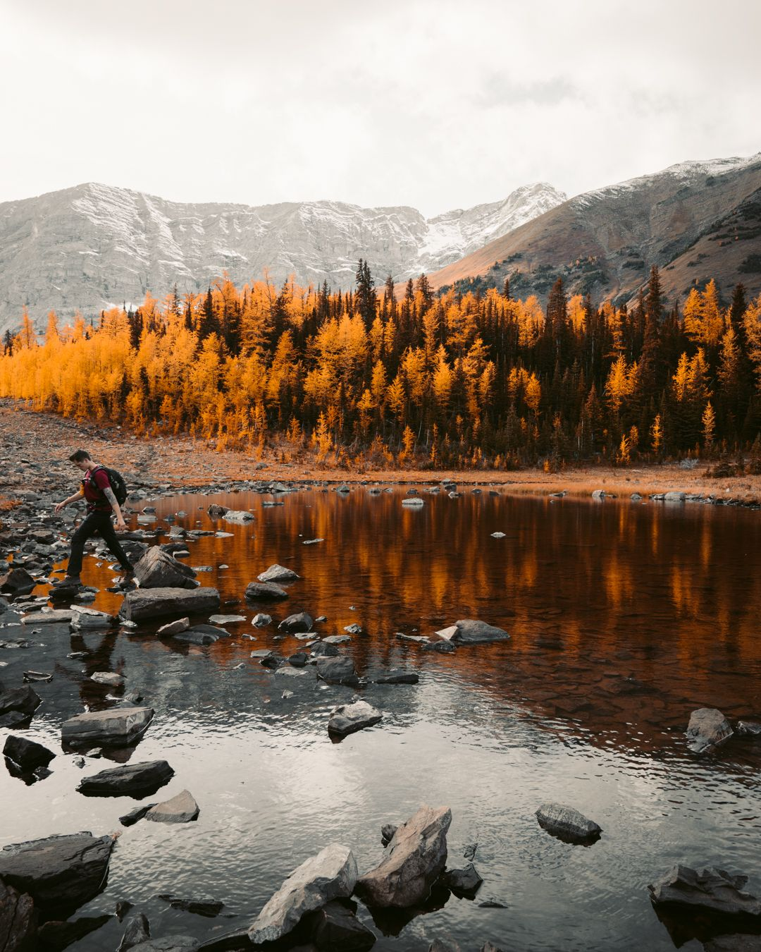 What To Do In Banff This Fall Season: A Foliage Guide
