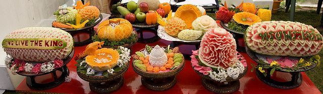 tips to master vegetable and fruit carving!amazing tips to master vegetable and fruit carving!