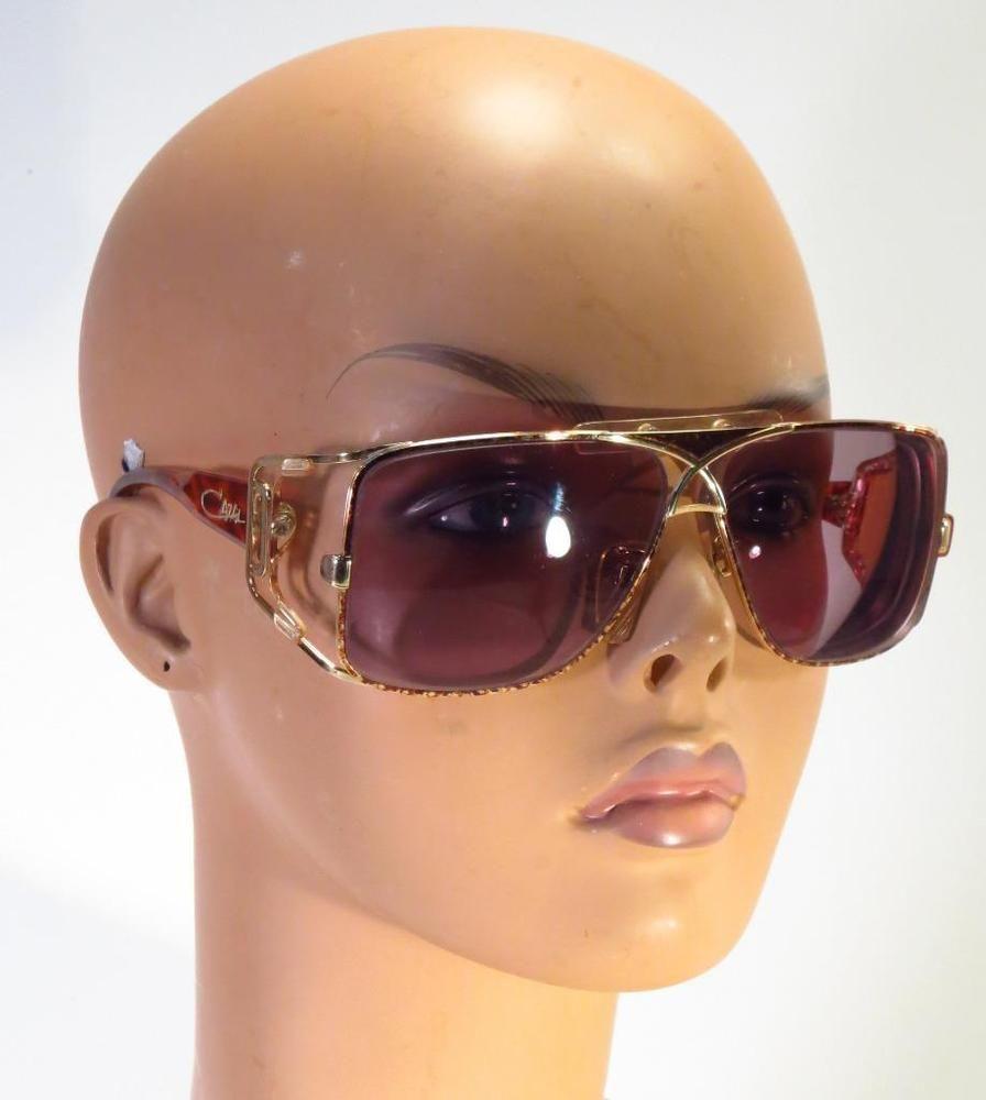 b4ac55a5a6 Cazal 955 Tortoise Vintage Eyeglass Frames    Cazal