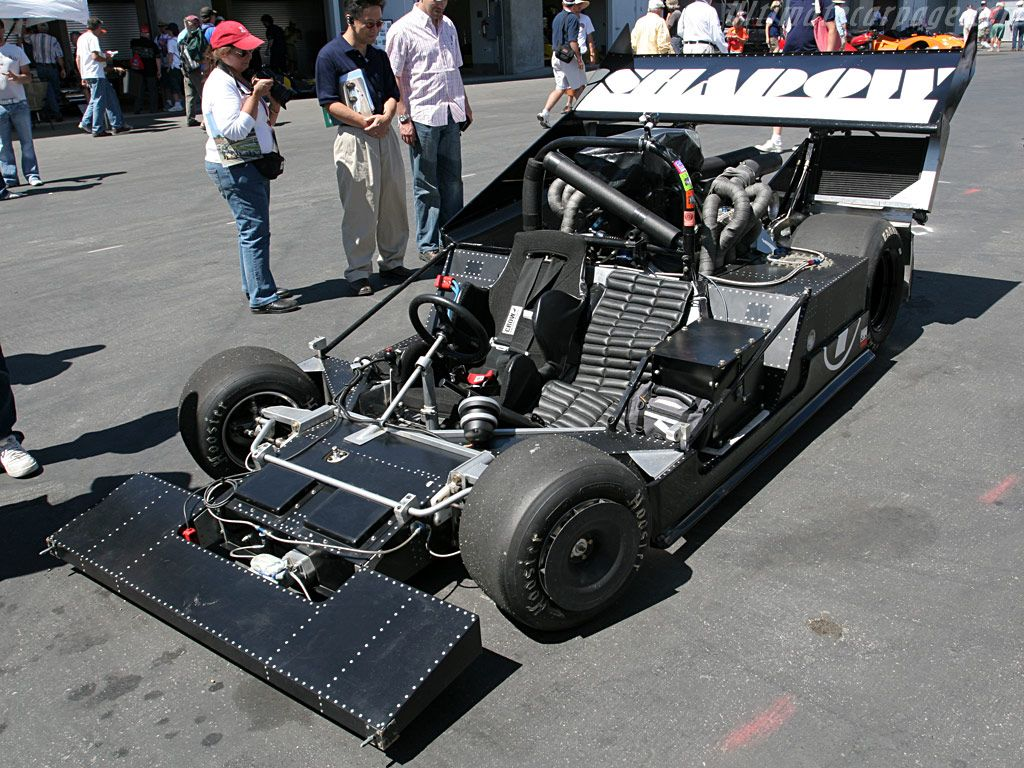 Insane Looking Can Am Cars Starting With Schkee Db1 Retro