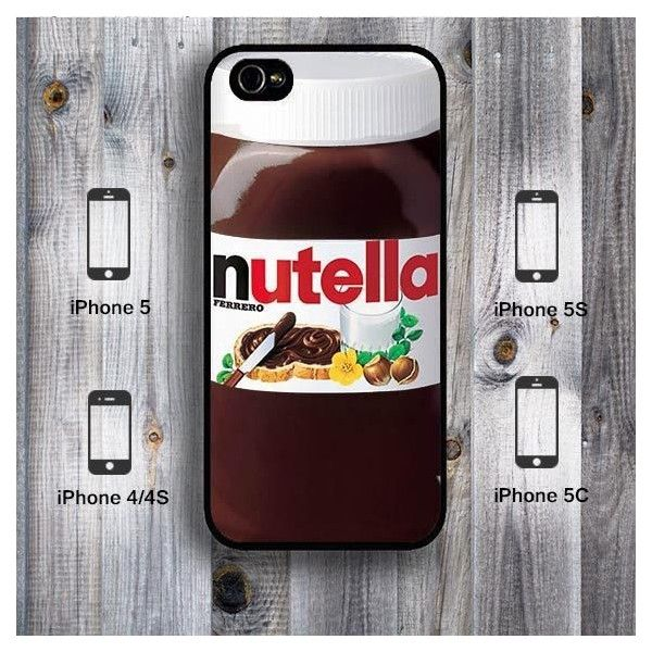 cover iphone 5s nutella