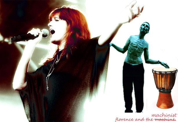Florence and the Machinist