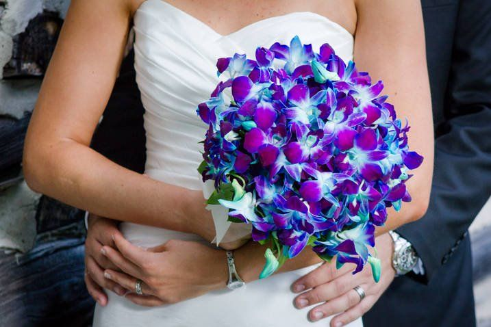 Weekly Flowers Did The Most Beautiful Blue Orchid Bouquet For My Wedding The Other Day J Beautiful Bouquet Of Flowers Orchid Wedding Color Blue Orchid Bouquet