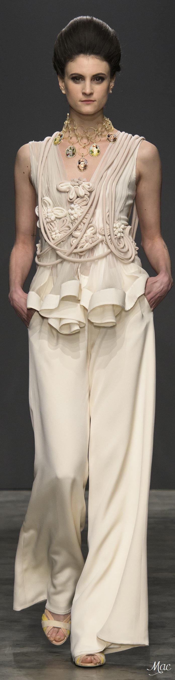 Spring haute couture camillo bona haute couture