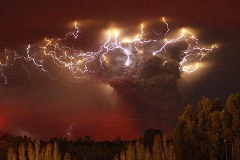 The Puyehue-Cordon Caulle Volcanic Eruption
