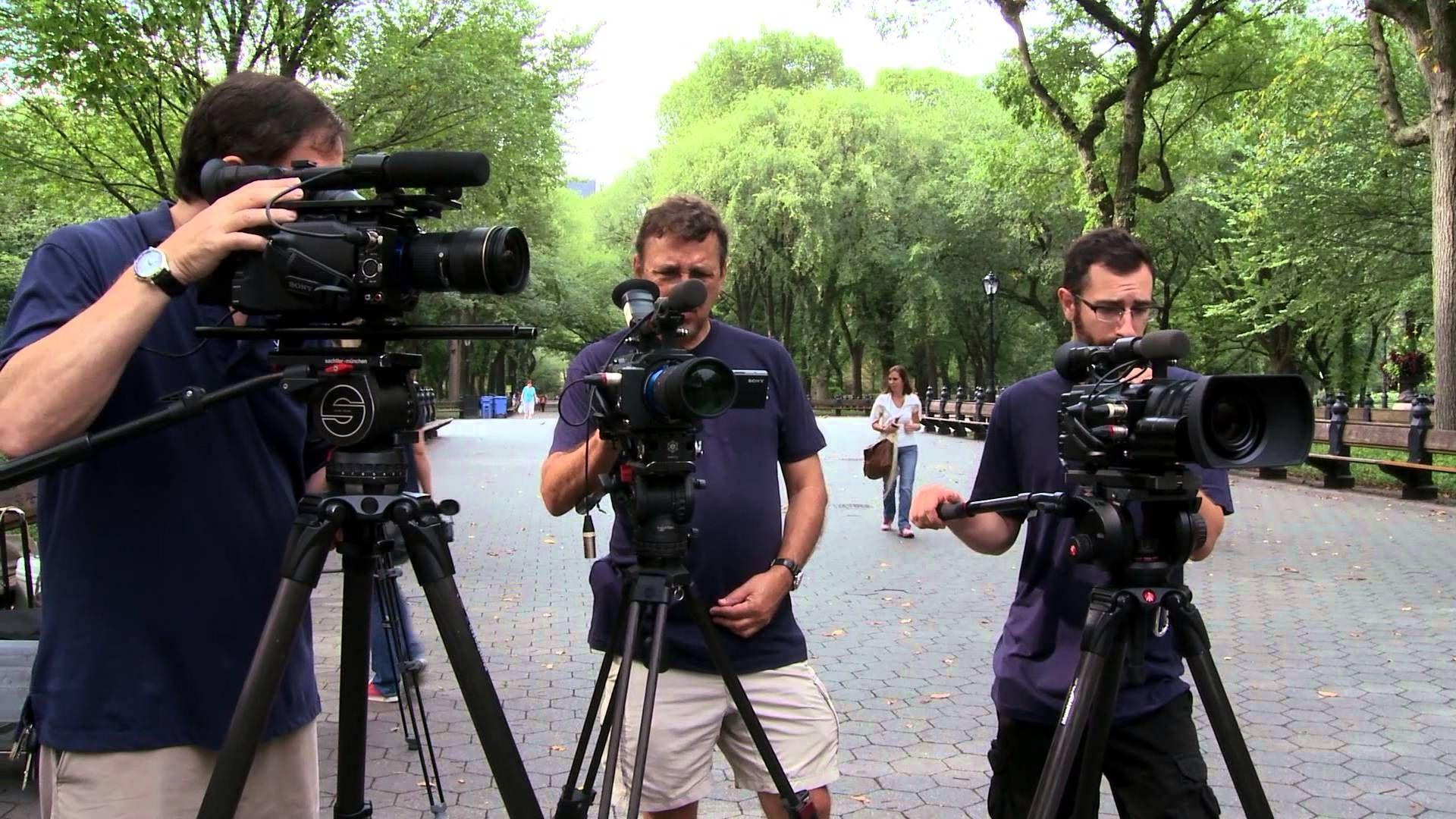 Multicamera Video Shoot Basics Match It Up