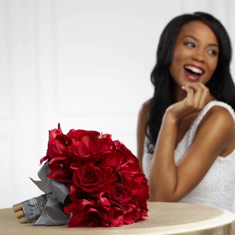 Hearts happiness bouquet wedding flower photos wedding