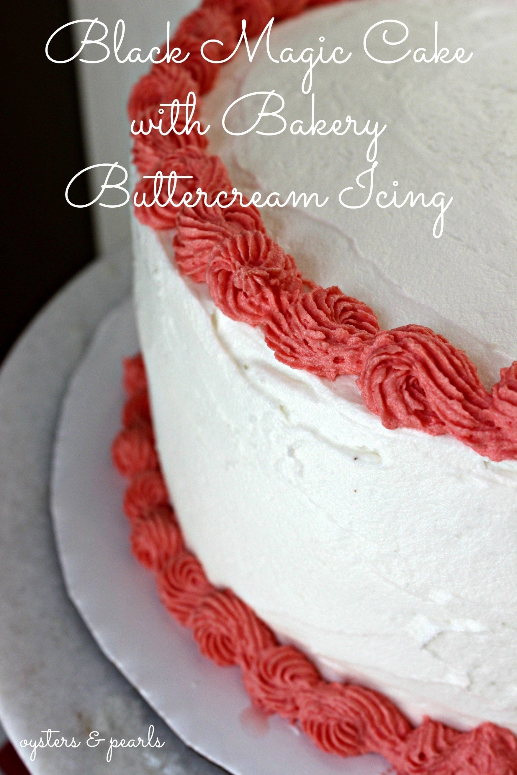 Bakery style buttercream icing recipe buttercream icing