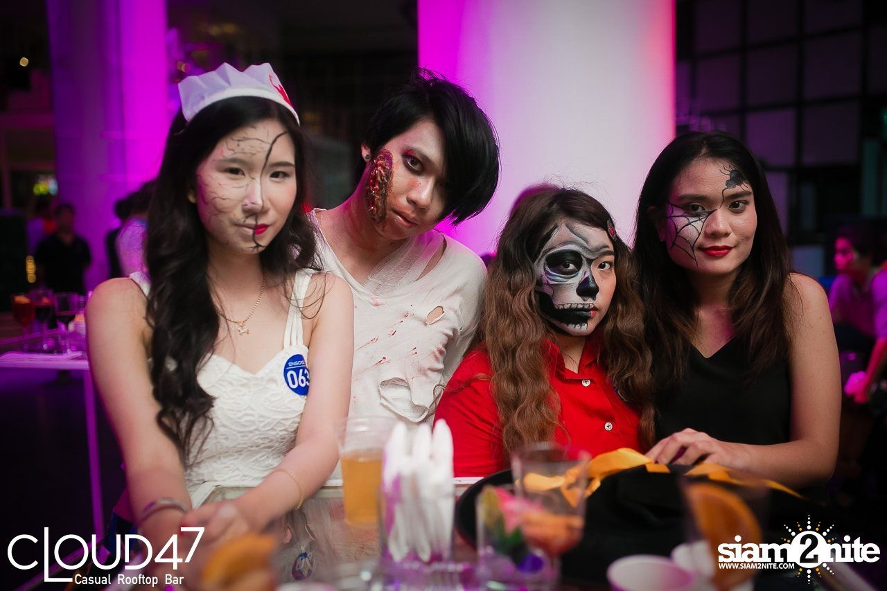 Halloween Party at Cloud47