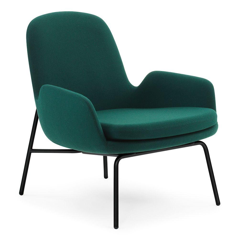 Normann Copenhagen Era Low Back Lounge Chair | Chair, Lounge