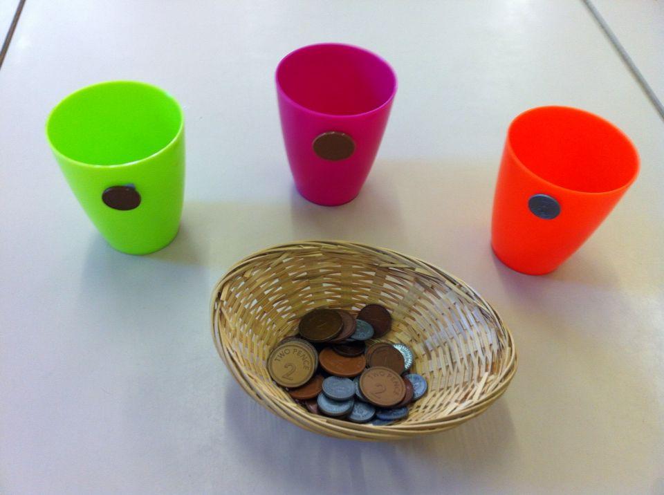Money sorting | Money activities, Money math activities, Teaching ...