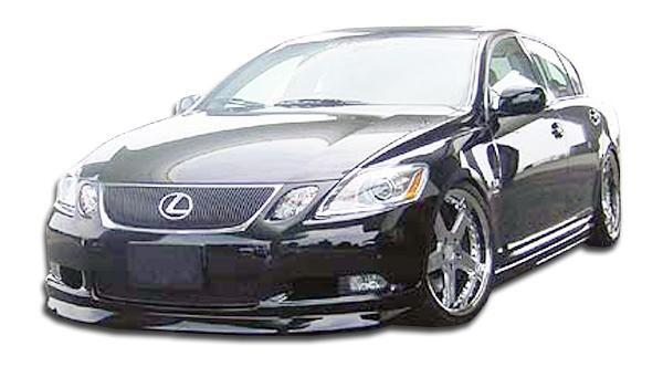 2006 2007 Lexus Gs Series Gs300 Gs350 Gs430 Gs450 Gs460 Duraflex R Sport Body Kit 4 Piece Includes R Sport Front Lip Under Spoile In 2021 Body Kit Sport Body Lexus
