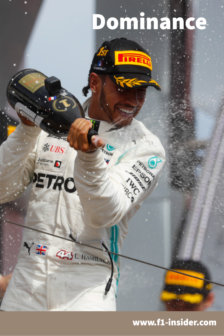French Grand Prix Double Victory for Mercedes French