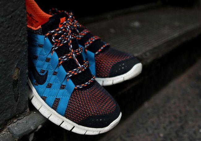 "Nike Free Powerlines+ ""Thunder Blue"". An underground classic?"