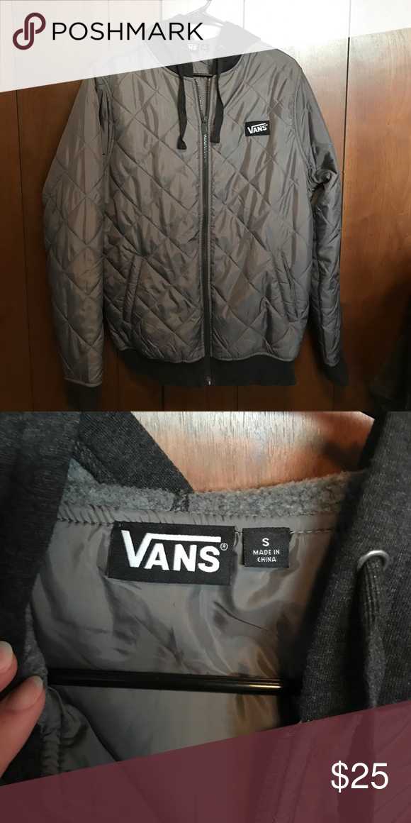 d64050ccf90 Vans puff jacket. Men s small. Worn once. Vans Jackets   Coats Puffers