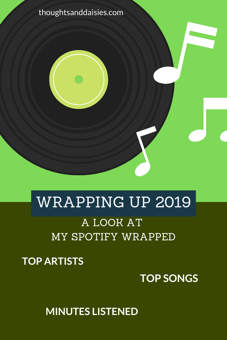 Wrapping up 2019 (With images) Wraps, Thoughts, Songs