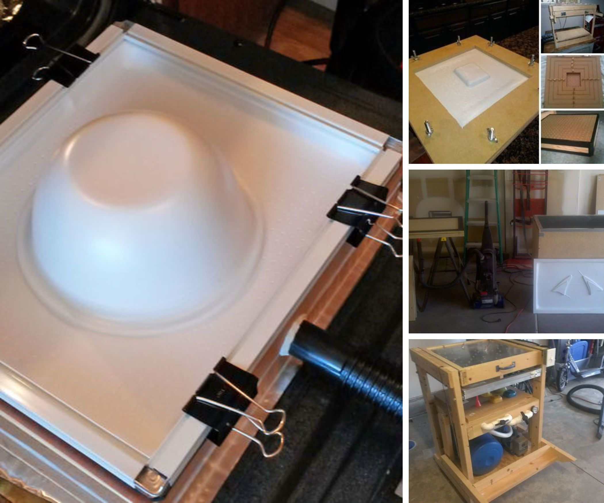 vacuum forming | u.p. shop ideas | pinterest | vacuum forming, diy