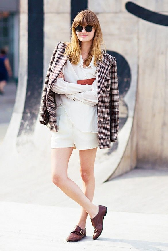The Cool Girl Way To Do Summer Tomboy Style StreetStyle