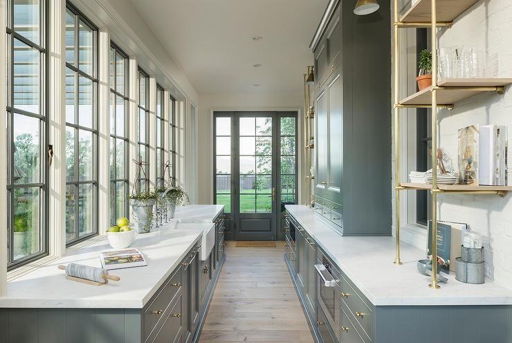 Best Dark Gray Butler S Pantry Home Decor Kitchen Home 400 x 300