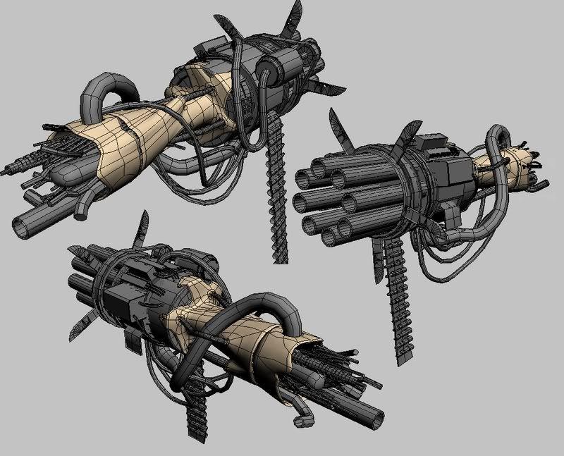 Arm Gatling Gun Www Pixshark Com Images Galleries With