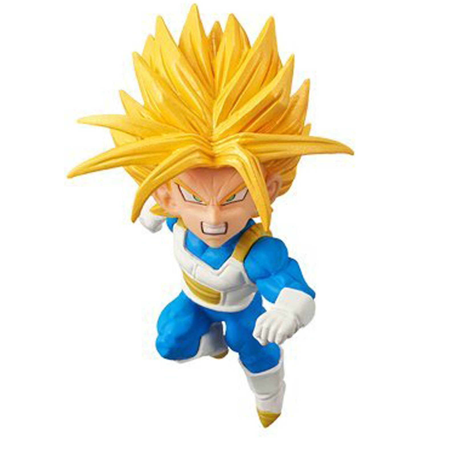 Dragon Ball Z 2-Inch Rockerz Figure Super Saiyan Vegeta