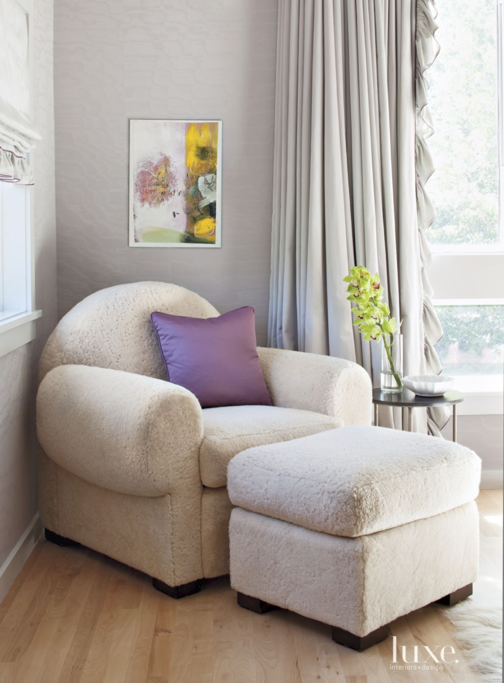 50 Stylish Rooms with Cozy Reading Nooks Accent chairs