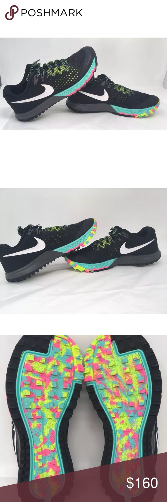 95f4f143114d2 NEW Nike Air Zoom Terra Kiger 4  women 9 men 7.5 New without box. Nike Shoes  Athletic Shoes