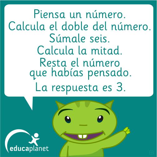 ACERTIJO MATEMÁTICO: pasatiempos, enigmas con operaciones   Acertijos matemáticos, Adivinanzas ...