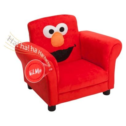 Sale Price 69 99 Sesame Street Upholstered Chair With