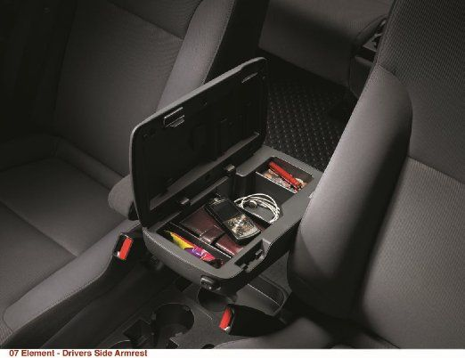 Genuine 2007 2011 Honda Element Accessory Armrest 08u89 Scv 113