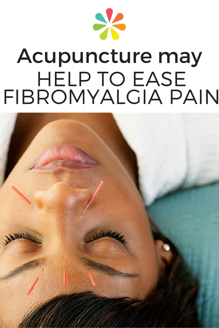 Wish she'd fibromylgia facial nerve