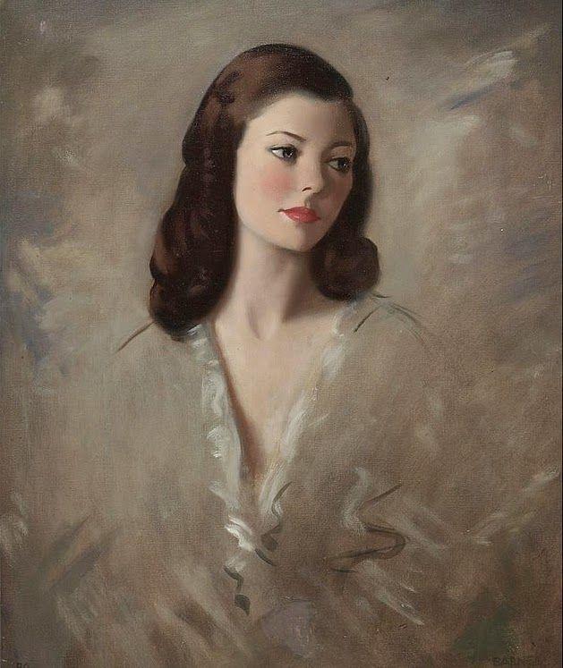Archibald George Barnes (British-Canadian painter 1…   Арт ...