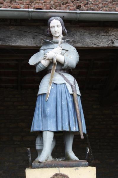 Fontaine Jeanne d'Arc – Graffigny-Chemin.Champagne-Ardenne