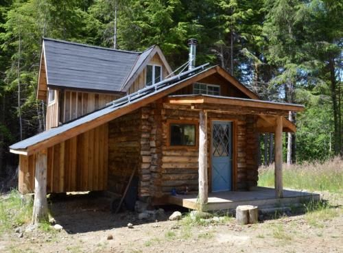 Pin On Cabins In And Out