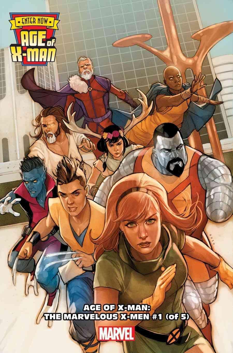 Reveals Big X Men Plans For 2019 X Men Cosmic Comics Comics
