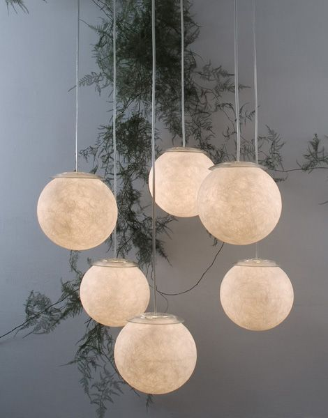 Globe pendant light giant pendant light moon by in estdesign the appropriately named luna globe pendant light by design ocilunam brings a little piece of heaven into your home this giant globe pendant is suspended aloadofball Gallery