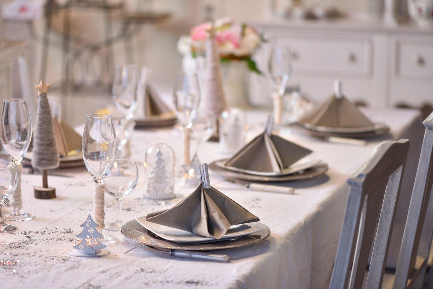 Charmant COCOONING Decoration De Table Santex // Pince Tricot Ref 5532 // #Cocooning  #table De Fete #decorationnoel #decorationdetable #decodetable #deco #table  ...