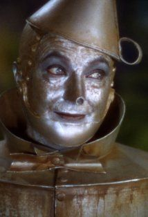 "Jack Haley  (1898–1979)  The Tin Man in ""The Wizard Of Oz"" 1939"