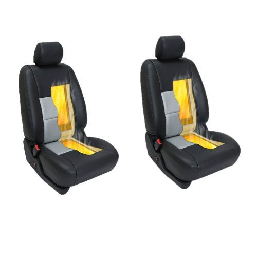 Carbon Fiber Seat Heater Kit Hi/Lo Setting 3 Years USA