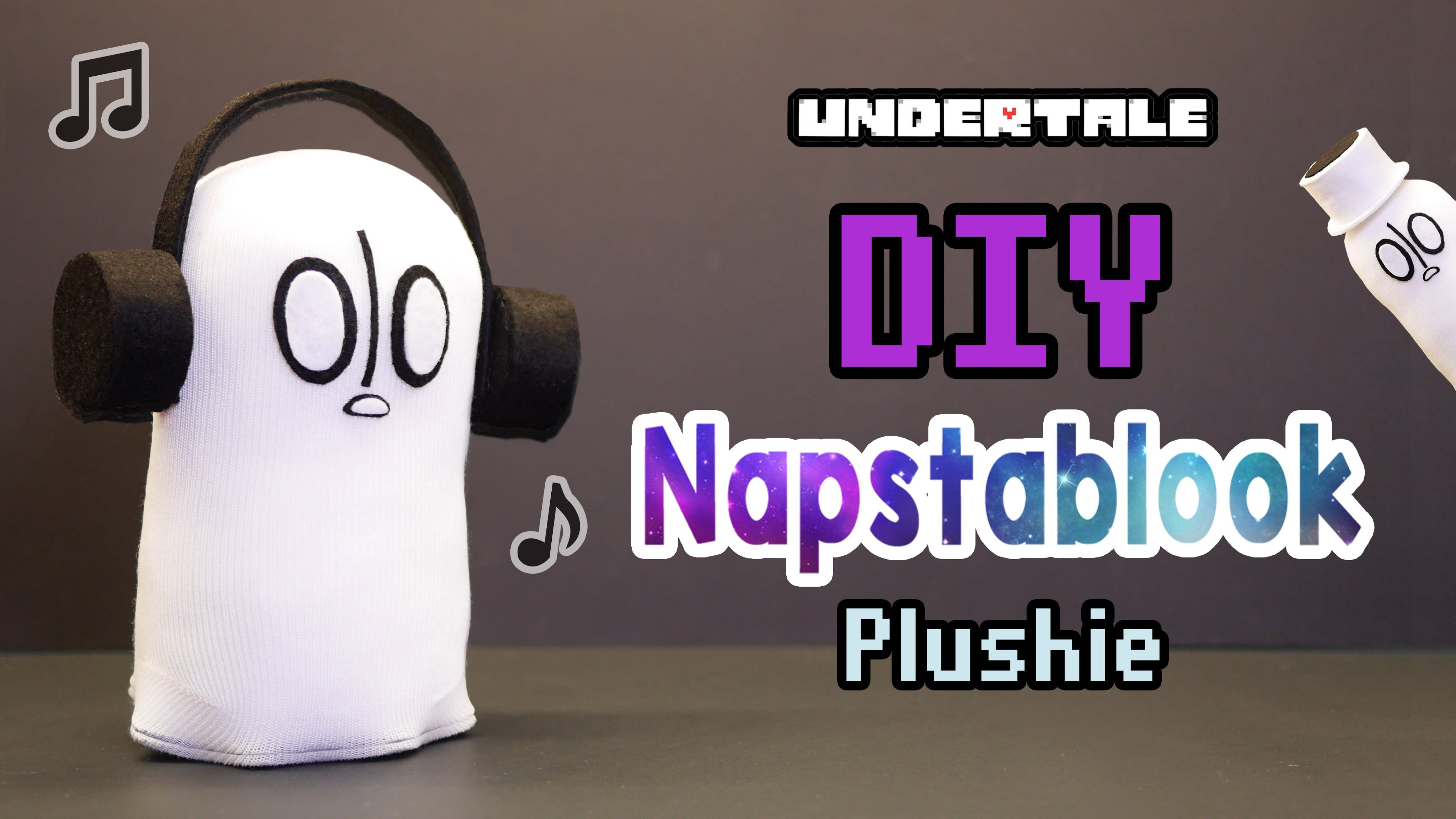 I'm showing you how to make a very easy DIY Undertale plush using cheap