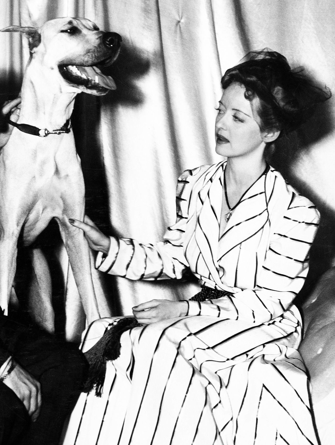 """"""" Bette Davis on the set of The Sisters (1938) """""""