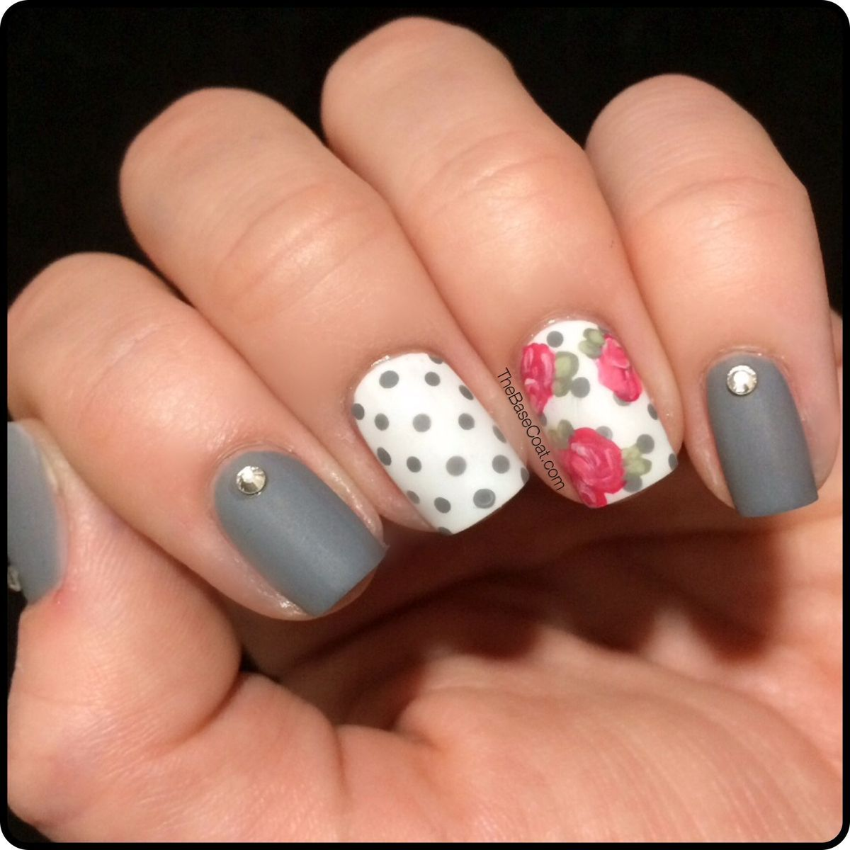 50 Spring Nail Art Ideas To Spruce Up Your Paws Uñas