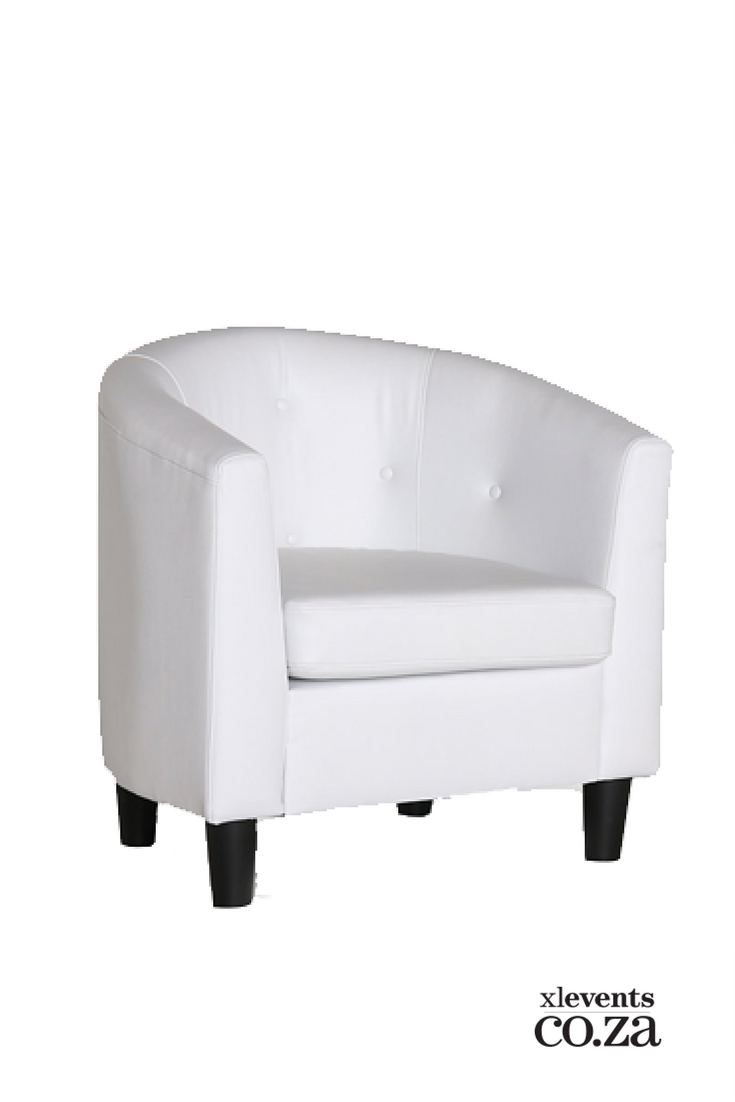 Tub Chairs White Tub Chairs Available For Hire For Your Wedding Conference