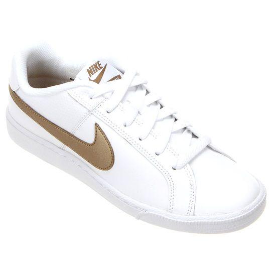 704a455518 Tênis Nike Nike Court Royale - Branco+Pink