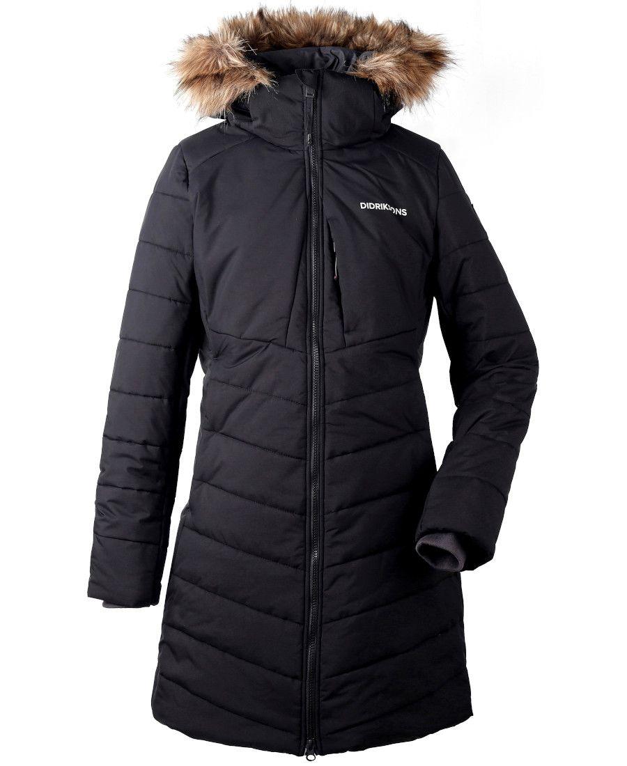 Naketano Winterjacke Jacke Blau Größe L Damen