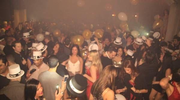 5 partys du Jour de l'An @ Montréal