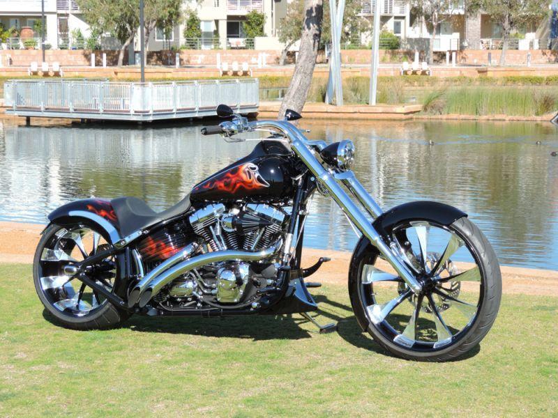 Softail Custom Chopper