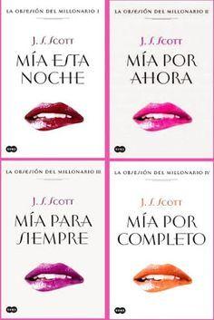 Descargar Libro La Obsesion Del Millonario Serie La Obsesion Del Millonario J S Scott Libros De Novelas