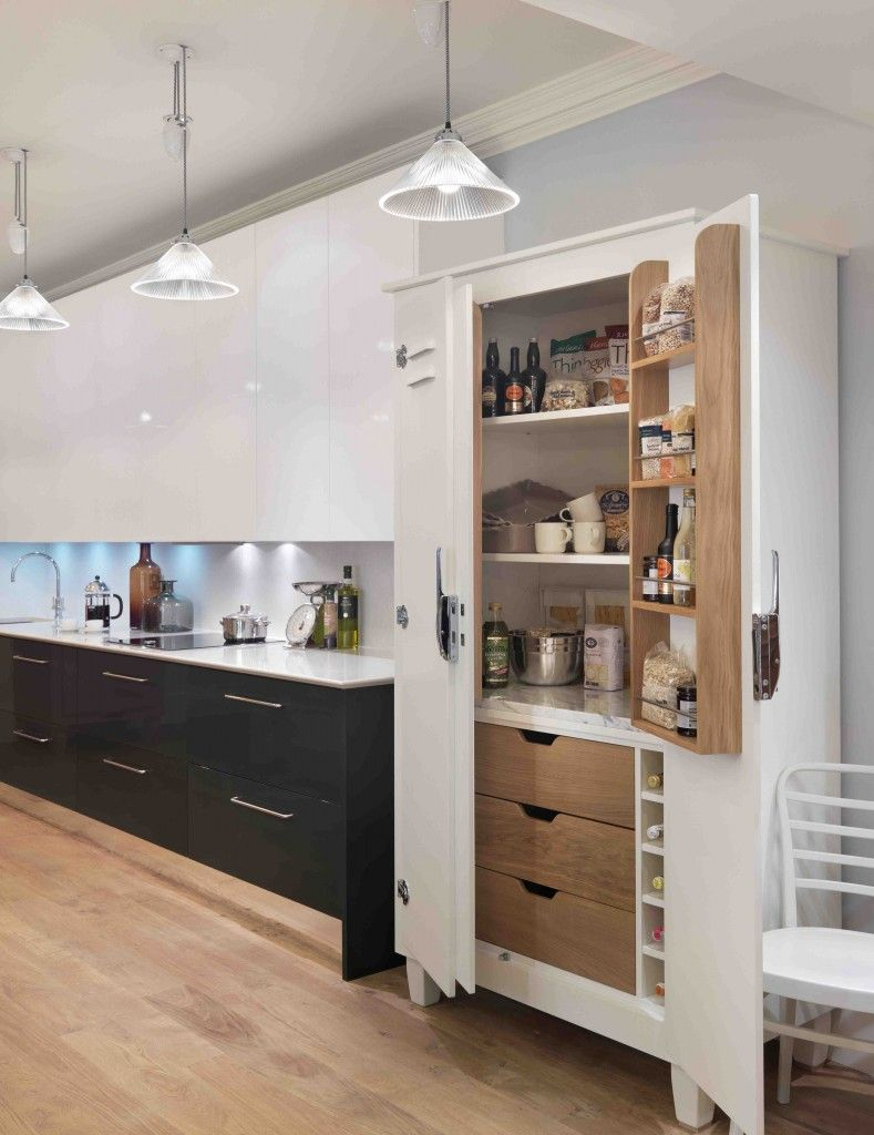 cool pantry from john lewis of hungerford holds 1 3 cubic m of food rh pinterest co uk